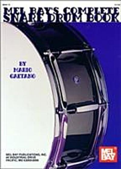 Complete Snare Drum