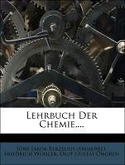 Lehrbuch der Chemie, vierte Auflage, erster Band