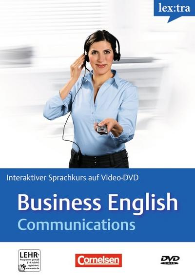 Business English - Communication  (+ Beiheft) - Cornelsen - Broschiert, Englisch| Deutsch, , Niveau B1-B2, Niveau B1-B2