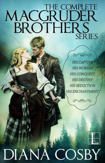 The MacGruder Brothers ebook boxset (Diana Cosby)