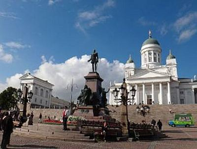 Helsinki - 500 Teile (Puzzle)