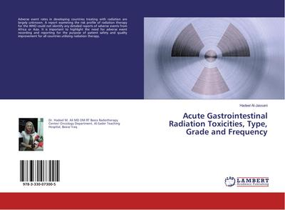 Acute Gastrointestinal Radiation Toxicities, Type, Grade and Frequency