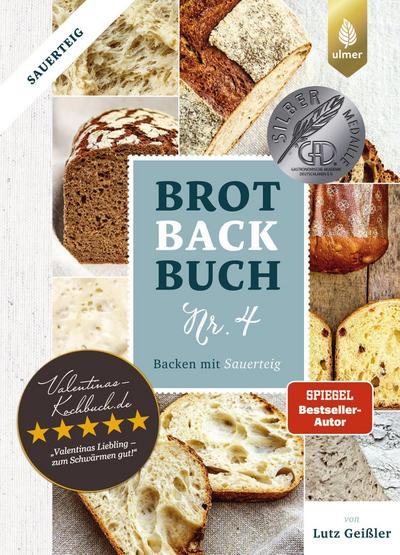 Brotbackbuch Nr. 4