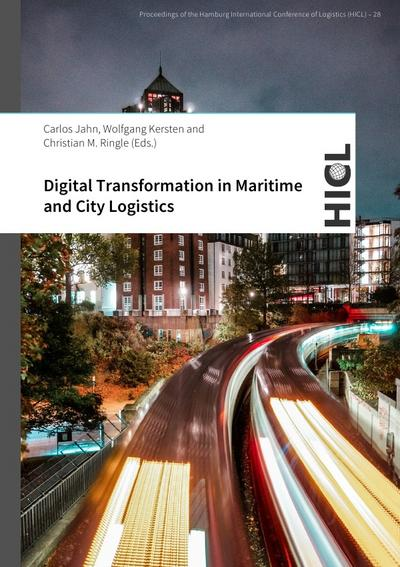 Digital Transformation in Maritime and City Logistics