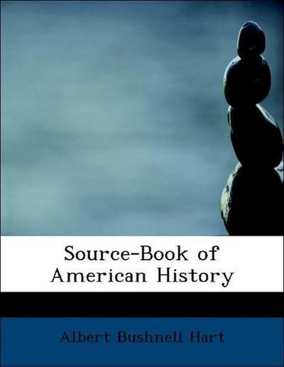 Source-Book of American History