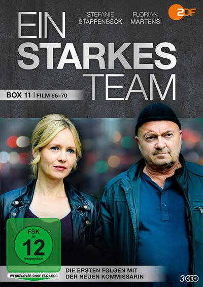 Ein starkes Team - Box 11 (Film 65-70)