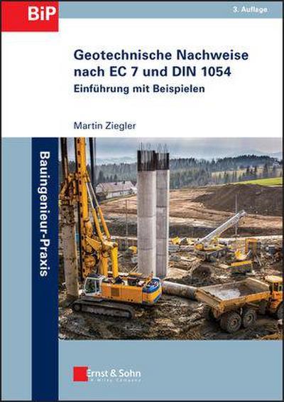 Geotechnische Nachweise nach EC 7 und DIN 1054