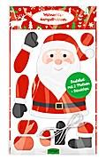 Weihnachten Weihnachts-Hampelmänner