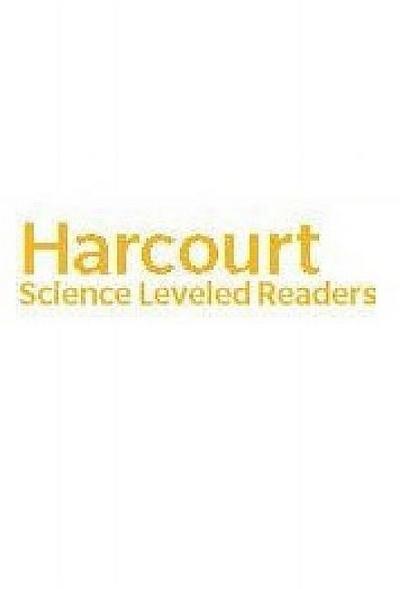 HARCOURT SCIENCE-8PK