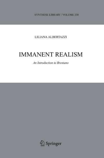 Immanent Realism