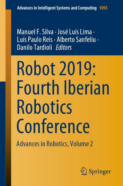 Robot 2019: Fourth Iberian Robotics Conference