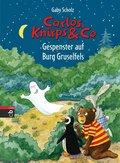 Carlos, Knirps & Co - Gespenster auf Burg Gruselfels; Band 5   ; Ill. v. Hammen, Josef; Deutsch; it fbg. Illustrationen -