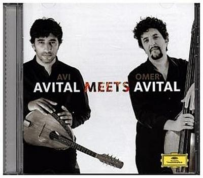 Avital Meets Avital, 1 Audio-CD