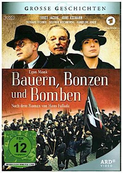 Bauern, Bonzen und Bomben, 3 DVD