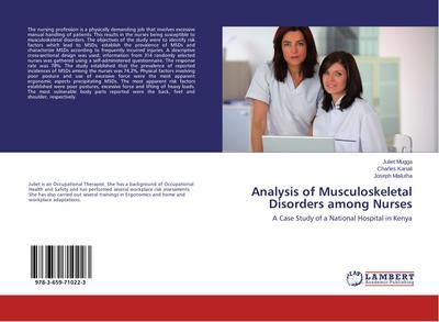 Analysis of Musculoskeletal Disorders among Nurses