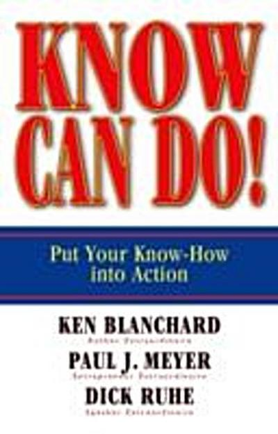 Know Can Do!