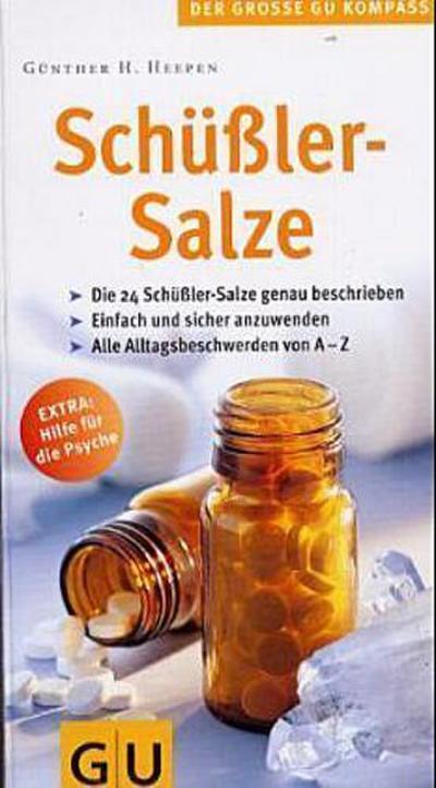 GU Schüßler-Salze groß, 1 St