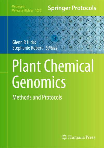 Plant Chemical Genomics