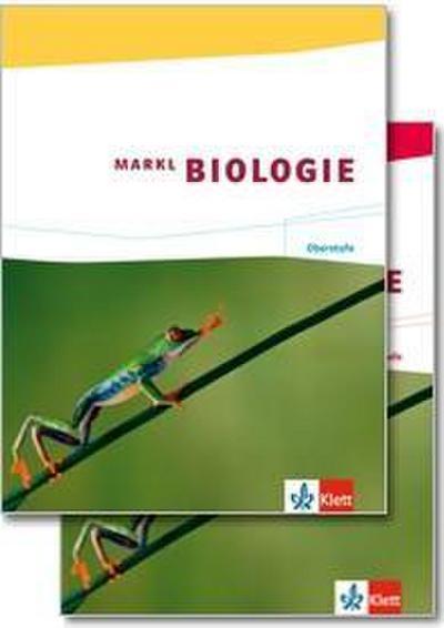 Markl Biologie. Oberstufenpaket (Schülerband und Arbeitsbuch) 11./12. Schuljahr