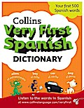 Collins Very First Spanish Dictionary (Collin ...