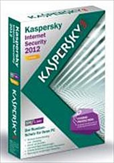 Kaspersky Internet Security 2012 5 Lizenzen Upgrade