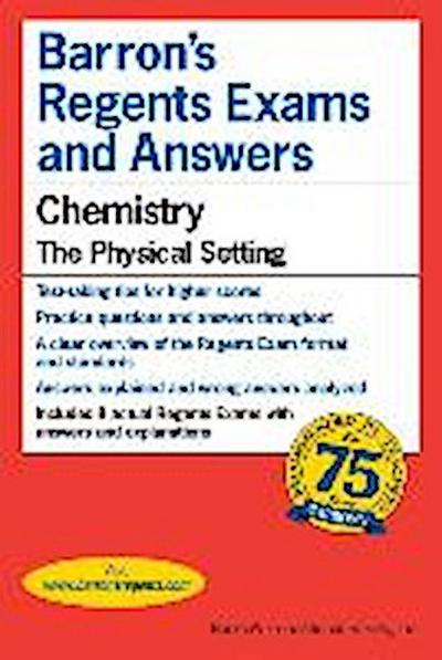 Barron's Regents Exams and Answers : Chemistry