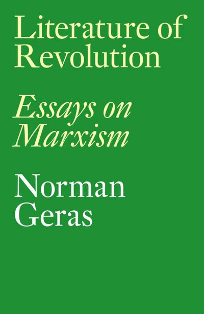 Literature of Revolution