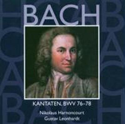 Kantaten Vol.24-Bwv 76-78