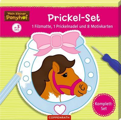 Mein kleiner Ponyhof: Prickel-Set