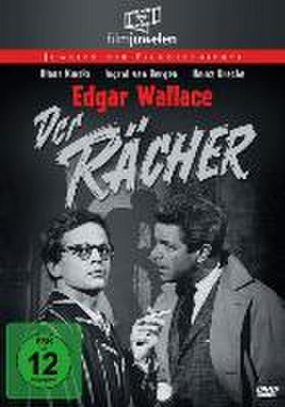Der Rächer (Edgar Wallace). DVD