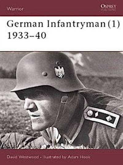 German Infantryman (1) 1933 40