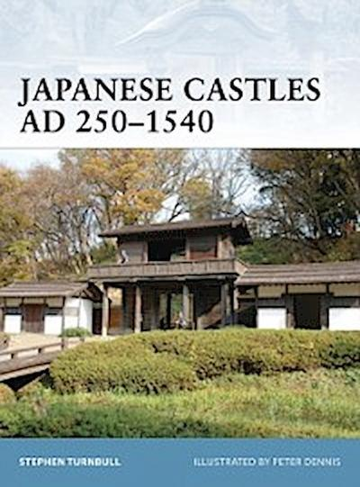 Japanese Castles AD 250 1540