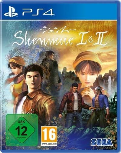 Shenmue I & II (PlayStation PS4)