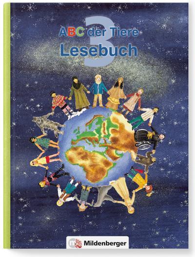 ABC der Tiere 3. Lesebuch, Ausgabe Bayern