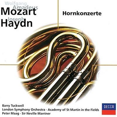 Hornkonzerte 1-4 (GA)/+