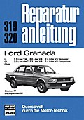 Ford Granada 1,7/2,0/2,3/2,8 l; Reparaturanle ...