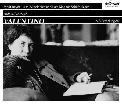 Valentino & 5 Erzählungen, 4 Audio-CD