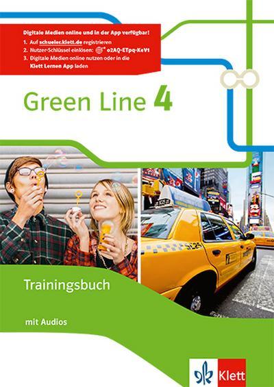 Green Line 4 G9. Trainingsbuch mit Audio-CD