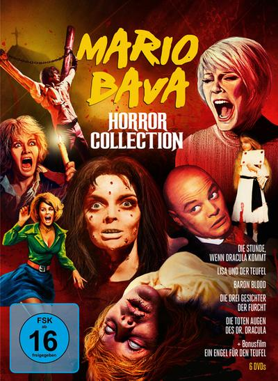 Mario Bava Horror Collection