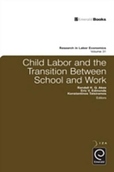 Child Labor and the Transition Between School and Work