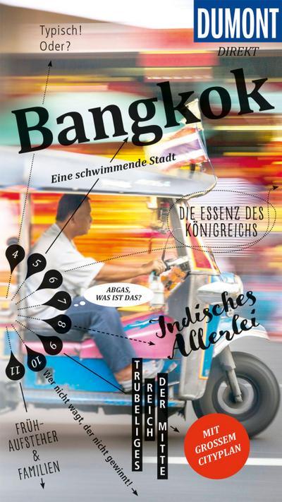 DuMont direkt Reiseführer Bangkok