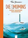 Die Mumins (8). Mumins wundersame Inselabenteuer; Ill. v. Jansson, Tove; Übers. v. Kicherer, Birgitta; Deutsch
