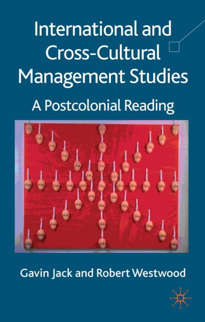 International and Cross-Cultural Management Studies