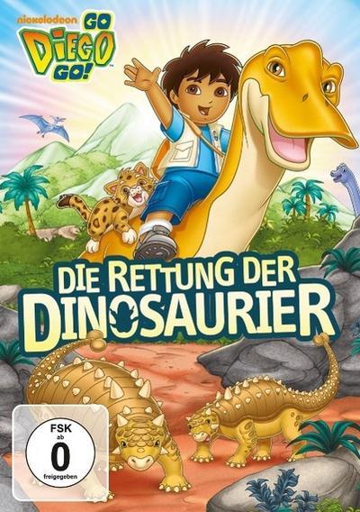Go Diego Go! - Die Rettung der Dinosaurier