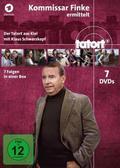Tatort - Finke ermittelt (Komplettbox)