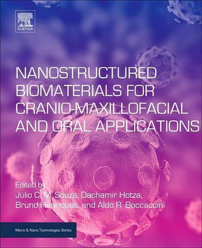 Nanostructured Biomaterials for Cranio-Maxillofacial and Oral Applications