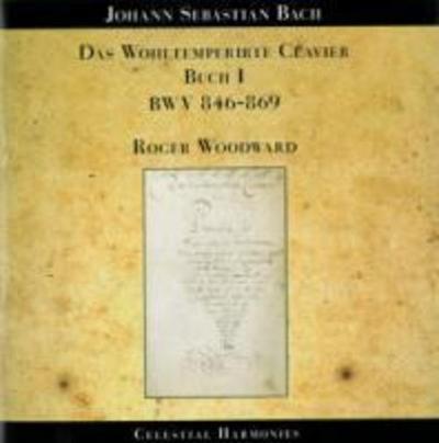 Das Wohltemperierte Clavier Buch I