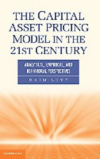 The Capital Asset Pricing Model in the 21st Century