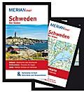 Schweden Der Süden; MERIAN live! - Mit Kartenatlas im Buch und Extra-Karte zum Herausnehmen   ; MERIAN live ; Deutsch;  -