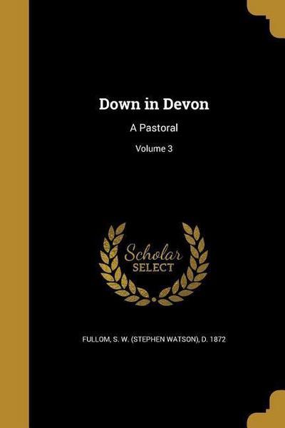 DOWN IN DEVON